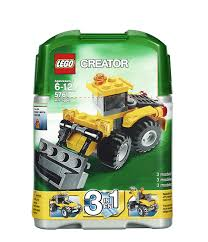 Amazon.com: LEGO Creator 5761 Mini Digger: Toys & Games Amazoncom Lego Juniors Garbage Truck 10680 Toys Games Wilko Blox Dump Medium Set Toy Story Soldiers Jeep Itructions 30071 Rees Building 271 Pieces Used Good Shape 1800868533 For City 60118 Youtube Ming Semi Lego M_longers Creations Man Tgs 8x4 With Trailer Truck At Brickitructionscom Police Best Resource 6447