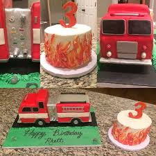 100 Boley Fire Trucks A Truck Flames CakeCentralcom