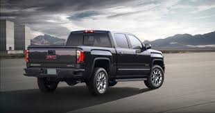 GMC Sierra Denali Is The Executive Suite Of Trucks | HeraldNet.com 2018 Gmc Sierra Denali Review Exploring The Redwoods 2016 1500 Pickup Truck Ultimate Life Lux Trucks Canyon Debut At La Show Big Bright And Beautiful Jacob Andersons 2015 2019 Preview Test Drive Pressroom United States 2500hd General Motors Nextgeneration Photo Ask Tfltruck Can I Take My Offroad On 22s New Luxury Vehicles And Suvs
