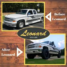 100 Leonard Truck In 2018 His Grandson Took The Same Truck That His Grandfather Had