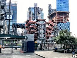 Culture Shed Hudson Yards by Construction For Diller Scofidio Renfro And Rockwell Group U0027s