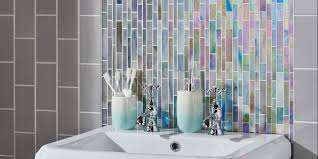 contemporary modern bathroom tile ideas