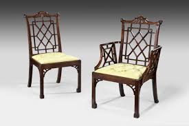 Ethan Allen Chippendale Wingback Chair by Chippendale Chairs Ethan Allen Chair Design Chippendale Chair With