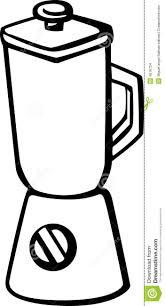 Unique Blender Clipart Design