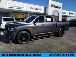 100 Truck Accessories Orlando Used OneOwner 2017 Ram 1500 Night In FL Dodge