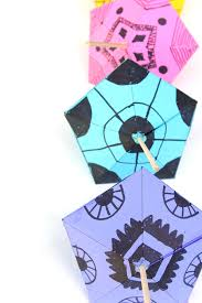 Make These Simple Printable Paper Toys At Home Tops Easy For Even Young