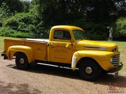 1949 Ford F2 (3/4 Ton) Pick Up Truck