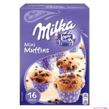 milka mini muffins bakmix kopen bij kauwgomballen