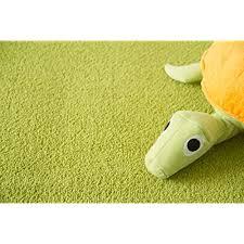 steffensmeier teppichboden cambridge meterware auslegware für kinderzimmer wohnzimmer schlafzimmer grün größe 100x50 cm