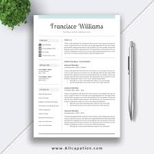 2019 Resume Template, Modern CV Template Word, Cover Letter, Best  Professional Resume, Instant Download, Mac PC, FRANCISCO 005 Word Resume Template Mac Ideas Templates Ulyssesroom Pages Cv Download Cv Mplates Microsoft Word Rumes And For Printable Schedule Mplate 30 Leave Tracker Excel Andaluzseattle Free Apple Great Professional 022 43 Modern Guru Apple Pages Resume 2019 Cover Letter Best Instant Download Pc Francisco
