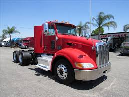 PETERBILT TRACTORS SEMIS FOR SALE