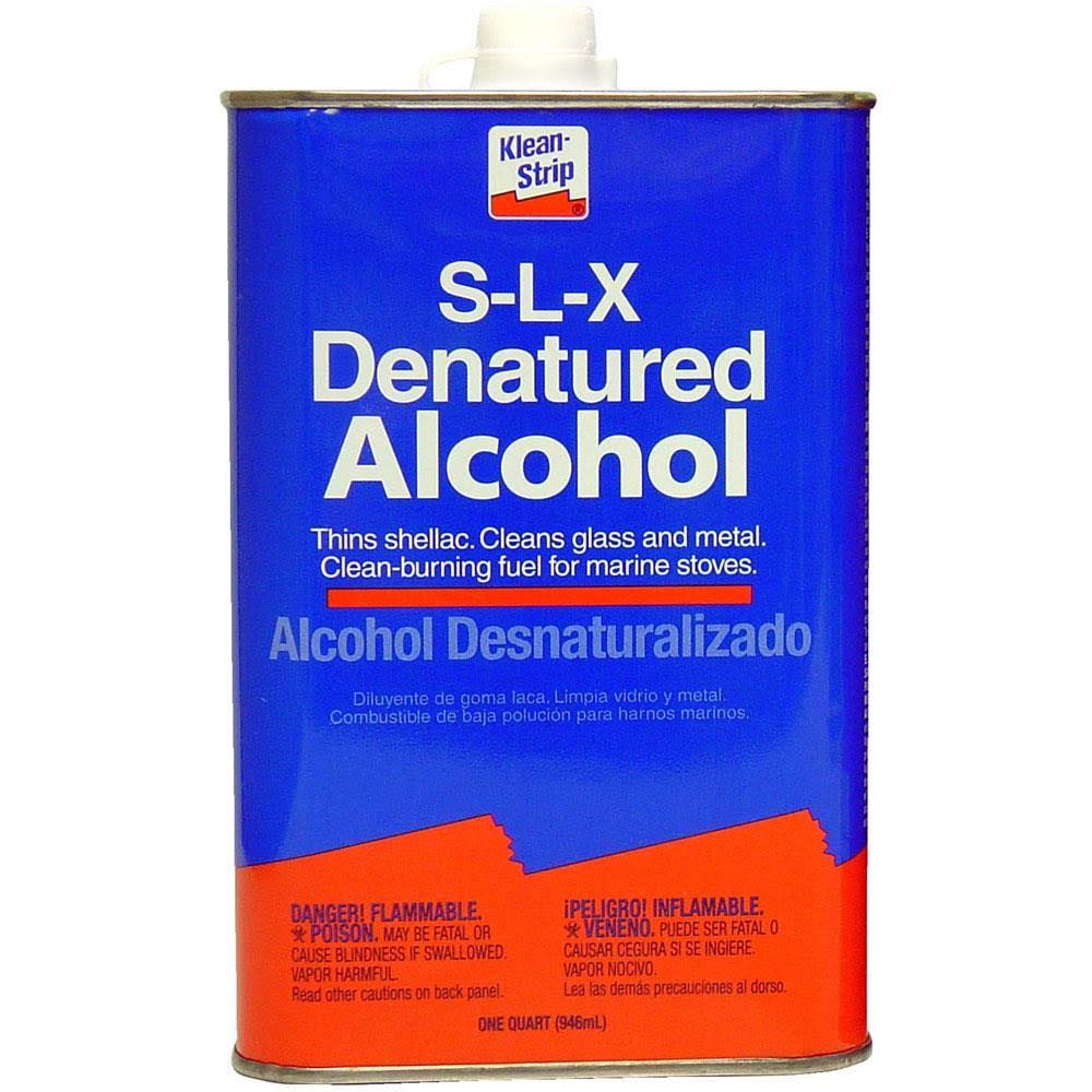 Klean-Strip S-L-X Denatured Alcohol