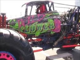 Wild Flower Monster Jam San Diego Pit Party 1 21 2017
