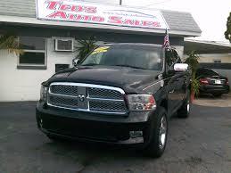 100 Used Dodge Truck Ram 1500 SLTSportTRX For Sale In St Petersburg FL Near