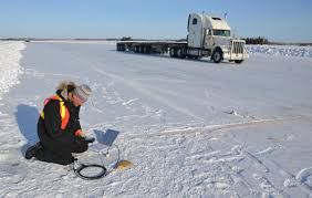 How Satellite Radar Is Making Canada's Northern Winter Roads Safer ...