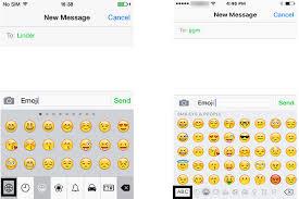 How to Add iPhone Emoji Keyboard