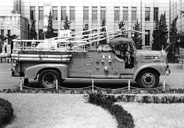 Isuzu TX Fire Truck '1954–59