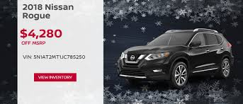 Nissan Of Wichita Falls Is The Trusted New And Used Car Dealership.
