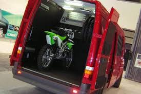 Race Van Campervan Conversion In Sheffield
