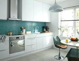d馗oration int駻ieure cuisine carrelage mural cuisine design idées décoration intérieure