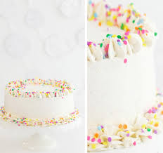 SprinkleBakes is Three Birthday Cheesecake