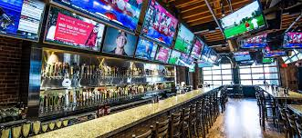 10 Of The Best Sports Bars In Charlotte | WhereTraveler Los Angeles Beverly Hills The Hilton Roof Top Bar Best Bars For Hipsters In Cbs Best Bars In La Wine Angeles And Las 24 Essential 2017 Edition Zocha Group 10 Musttry Craft Cocktail 13 Places To Drink Santa Monica Beer Garden Chicago Photo De On Decoration D Interieur Moderne Cinco Mayo Arts District Eater Open Thanksgiving 9 Sunset Strip 5 Power Lunch Spots