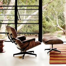 Eames Lounge Chair With Ottoman | MoMA Design Store Eames Lounge Ottoman Retro Obsessions A Short Guide To Taking Excellent Care Of Your Eames Lounge Chair Italian Leather Light Brown Palisandro Chaise Style And Ottoman Rosewood Plywood Modandcomfy History Behind The Hype The Charles E Swivelukcom Chair Was Voted A Public Favorite In Home Design Ottomanblack Worldmorndesigncom Molded With Metal Base By Vitra Armchair Blackpallisander At John