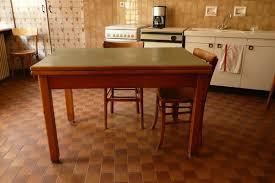 table de cuisine vintage achetez table de cuisine occasion annonce vente à peaugres 07