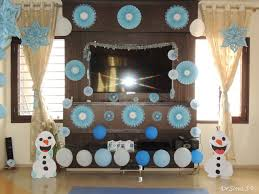 Cards Crafts Kids Projects A DIY Frozen Themed Birthday Party