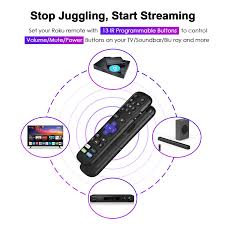 SofaBaton R2 Universal Remote Control Replacement For Roku Streaming  Player,13 Extra IR Learning Power Volume/Mute/Button For Roku 1 2 3 4  Premier+ ... 58 Sharp Roku 4k Smart Tv Only 178 Deal Of The Year Coupon Code Coupon Sony Wh1000xm3 Anc Bluetooth Headphones Drop To 290 For Rakuten Redeem A Sling Promo Ca Crackberry Shop Online Canada Free Shipping Coupon Codes Online Coupons Promo Dell Macys Codes August 2019 Findercom Earthvpn New Roku What Are The 50 Shades Of Grey Books