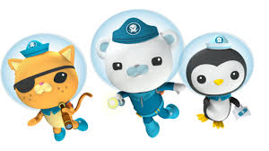 Octonauts Make A Picture