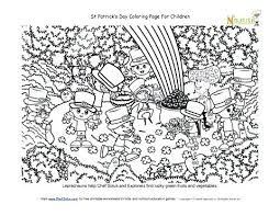 Saint Patricks Day Coloring Pages Activities Try This Free Printable