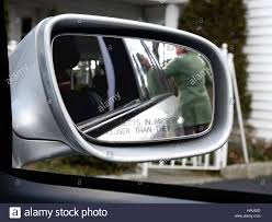 100 Side View Mirrors For Trucks Objects In Mirror Are Closer Than They Appear Stock Photos Objects