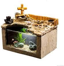 fischtank aquarium mit persönlichkeit kreativität fisch
