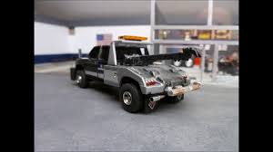 Custom 1/64 Scale Ertl GMC Dually - YouTube