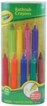 Crayola Bathtub Fingerpaint Soap Non Toxic by Crayola Bathtub Fingerpaint Soap By Play Visions Bathtub