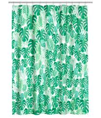 Pennys Curtains Joondalup by Shower Curtain In Water Repellent Polyester With A Printed Pattern