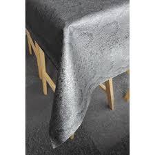 nappe toile ciree au metre toile cirée sur mesure nappe chic motif serpent couleur noir