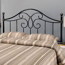 Black Wrought Iron Headboard King Size by Headboard Metal Headboard Full Antique Metal Headboard Full Size