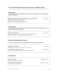 Download Free Umich Resume Builder Downtown Birminghambloomfield By Of
