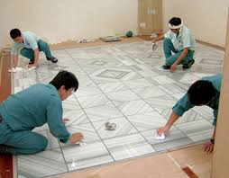 how to install marble floor the detailed