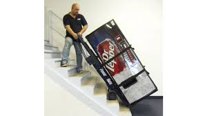PowerMate® M-2B Stair Climbing Hand Truck | VendingMarketWatch The Original Upcart Stair Climbing Hand Truck Domestify Magliner 500 Lb Capacity Alinum Modular With New Age Industrial Stairclimber Rotatruck Youtube Us Free Shipping Portable Folding Cart Climb Shop Upcart 200lb Black At Lowescom Whosale Truck Platform Wheels Online Buy Best Moving Up To 420lb Hs3 Climber Tall Handle Protypes By Jonathan Niemuth Coroflotcom 49 Beautiful Electric Home 440lb Dolly