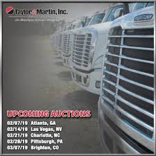 100 Taylor And Martin Truck Auctions Inc Home Facebook
