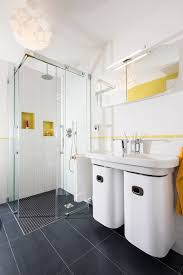 houzz bathroom ideas with globe ch andelier bathroom contemporary