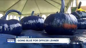 Lehner Pumpkin Farm by Going Blue For Officer Lehner Wkbw Com Buffalo Ny
