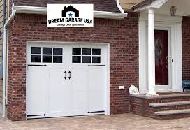 Outswing Carriage Style Garage Doors