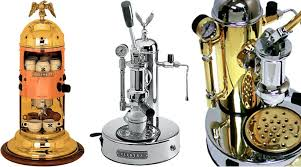 Dark Roasted Blend Gorgeous Espresso Machines
