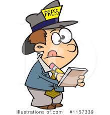 Journalist Clip Art Clipart Panda Free Images Rh Clipartpanda Com News Reporter Garden