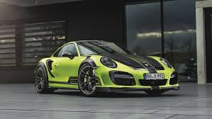 2017 Porsche 911 Turbo S GTStreet R By TechArt Review Top Speed