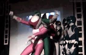 Dancing Party Cartoons Rage Happy Dance Power Rangers Dances Humping Parties Grinding Gif Halloween